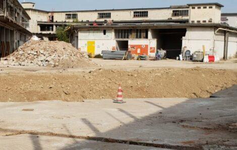 Bonifica terreni con scavo profondo