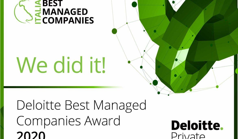 """3° edizione """"Best Managed Companies"""" Deloitte: Gruppo Marazzato tra le 59 aziende premiate"""