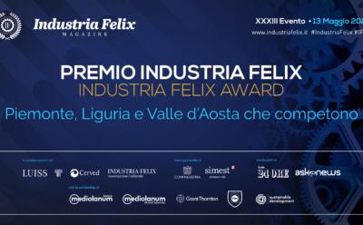 """Premio """"Industria Felix"""": Gruppo Marazzato tra le 62 aziende premiate di Piemonte, Liguria, e Valle d'Aosta"""