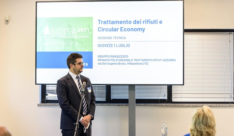 """Sessione tecnica """"Trattamento dei rifiuti e circular economy"""": gli interventi"""