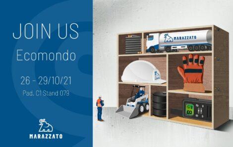Ecomondo 2021 ritorna in presenza: la partecipazione del Gruppo Marazzato